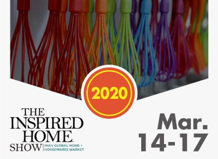2020 The Inspired Home Show : WELCOME TO VISIT US !